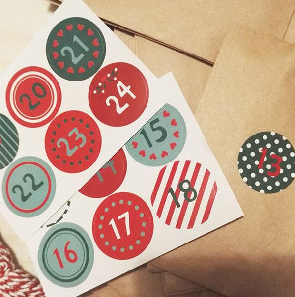 Calendario Avvento Con Rotoli Carta Igienica.Calendario Dell Avvento Fai Da Te 10 Idee Facili E Gratis