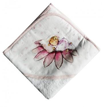 accappatoio-neonata-triangolo-arcadia-fiore
