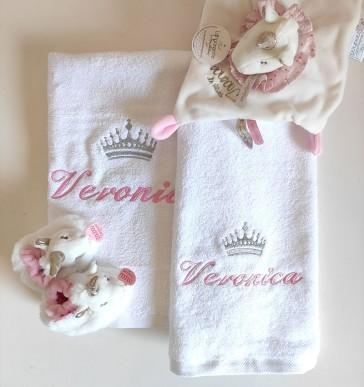 set-asciugamani-ricamati-personalizzati-neonato