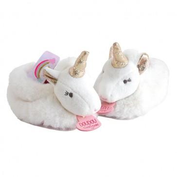 babbucce-neonato-unicorno