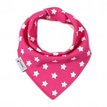 bavaglino-a-bandana-neonata-rosa