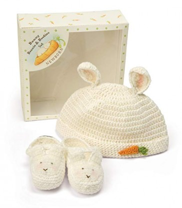 cappellino-neonato-babbucce-uncinetto-bunnies-by-the-bay