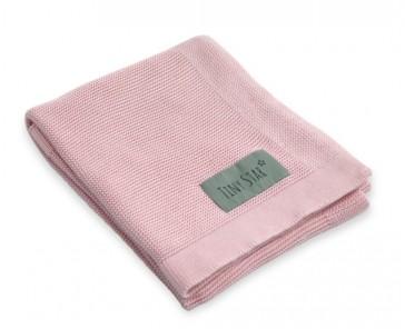 coperta-culla-bamboo-neonata-rosa-tiny-star