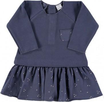 vestito-in-cotone-pima-blu-petit-oh