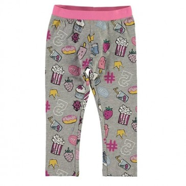 leggings-bambina-cotone-grigio-cupcake-name-it