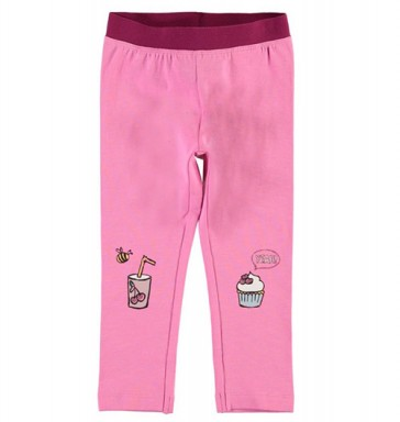 leggings-bambina-cotone-rosa-cupcake-name-it