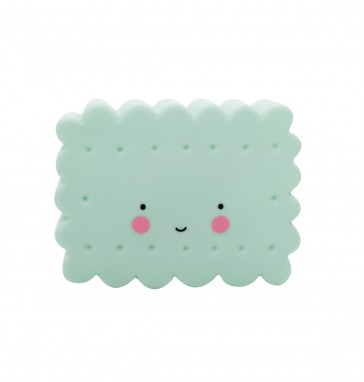 luce-notturna-bambini-a-forma-di-biscotto-verde-a-little-lovely-comapny