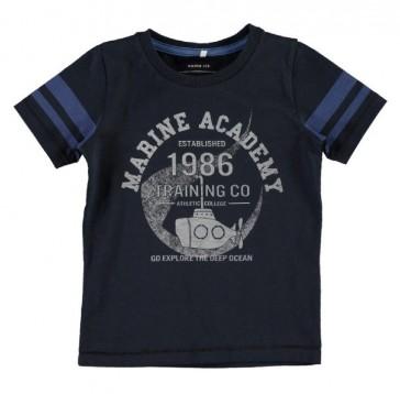 maglietta-bambino-cotone-organico-blu-name-it