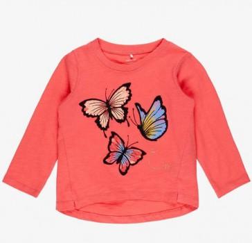 maglietta-bimba-cotone-biologico-rosa-corallo-name-it