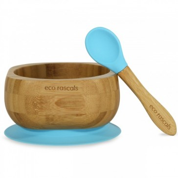 piatto-ciotola-in-bamboo-eco-rascals-azzurro