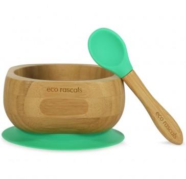 piatto-con-ventosa-in-bamboo-eco-rascals-verde