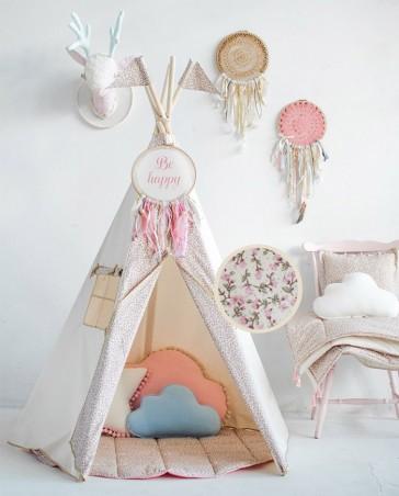 tenda-gioco-bambini-teepee-vintage-rose
