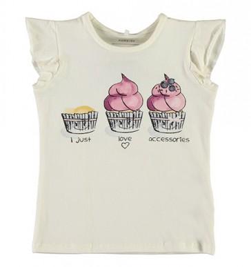 top-bambina-cupcake-cotone-bianco-name-it