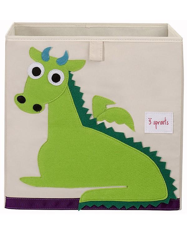 Scaffali In Plastica Ikea.Contenitore Portaoggetti Compatibile Con Scaffali Ikea Drago 3sprouts
