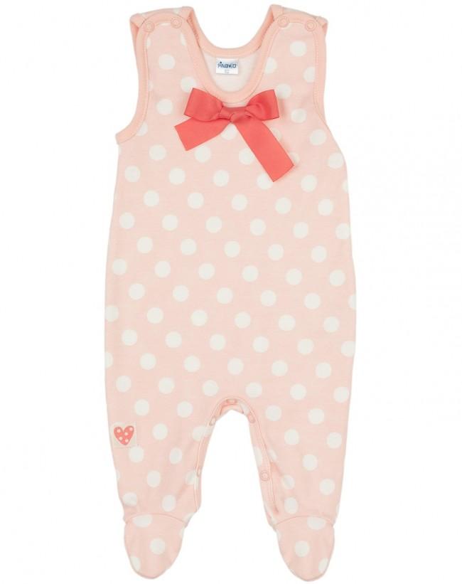 ad63fac565 Tutina neonata Pois Pikolina Pinokio | Ecococcole