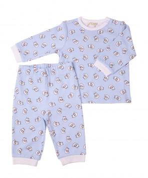 pigiama-cotone-organico-bird-organic-kid