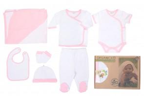 set-newborn-cotone-organico-organic-kid