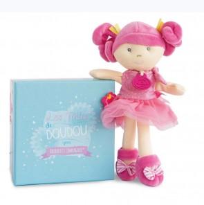bambola-ballerina-pinky-doudou-et-ompagnie