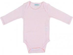 Body-cotone-bio-rosa-manica-lunga-verdebimbi