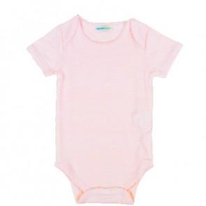 body-cotone-bio-organico-verdebimbi-manica-corta-rosa
