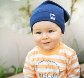 cappellino-bimbo-lungo-blu-garcon-pinokio-bimbo