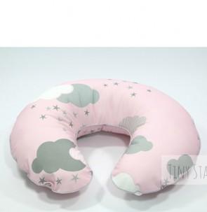cuscino-allattamento-sfoderabile-rosa-tiny-star