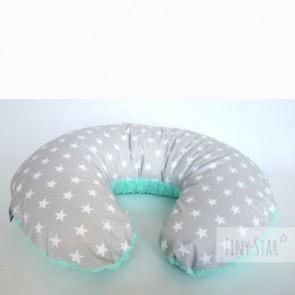 cuscino-allattamento-tiny-star-turchese