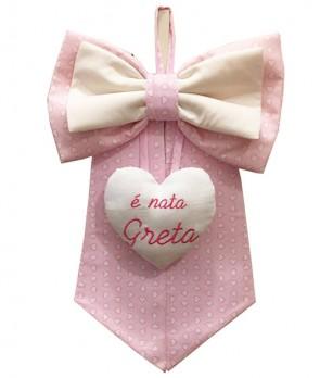fiocco-nascita-bimba-rosa-cuore-ricamato-personalizzato