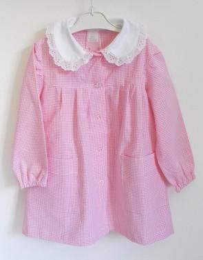 grembiule-asilo-personalizzato-100-cotone-rosa-bambina