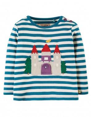 maglietta-bambino-castello-frugi-TTA048LSC