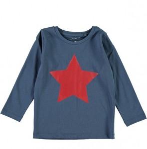 maglietta-bambino-cotone-biologico-blu-stella-rossa-nameit