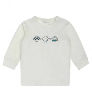 maglietta-neonato-cotone-bianca-name-it