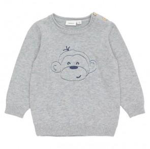 maglioncino-neonato-grigio-cotone-biologico-name-it