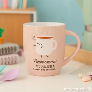 tazza neomamma più felicità meno ore di sonno
