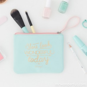 necessaire-you-look-wonderful-today-mr-wonderful