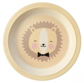 set-prima-pappa-piatto-piano-bamboo-friendly-lion-eef-lillemor