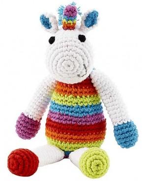 sonaglio-neonato-unicorno-rainbow-fair-trade-18-cm-pebble