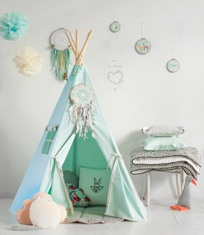 tenda-gioco-bambini-teepee-mint-fog