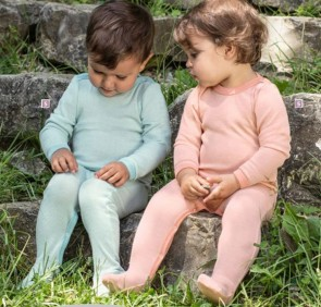tutina-neonato-engel-natur-lana-seta-azzurra